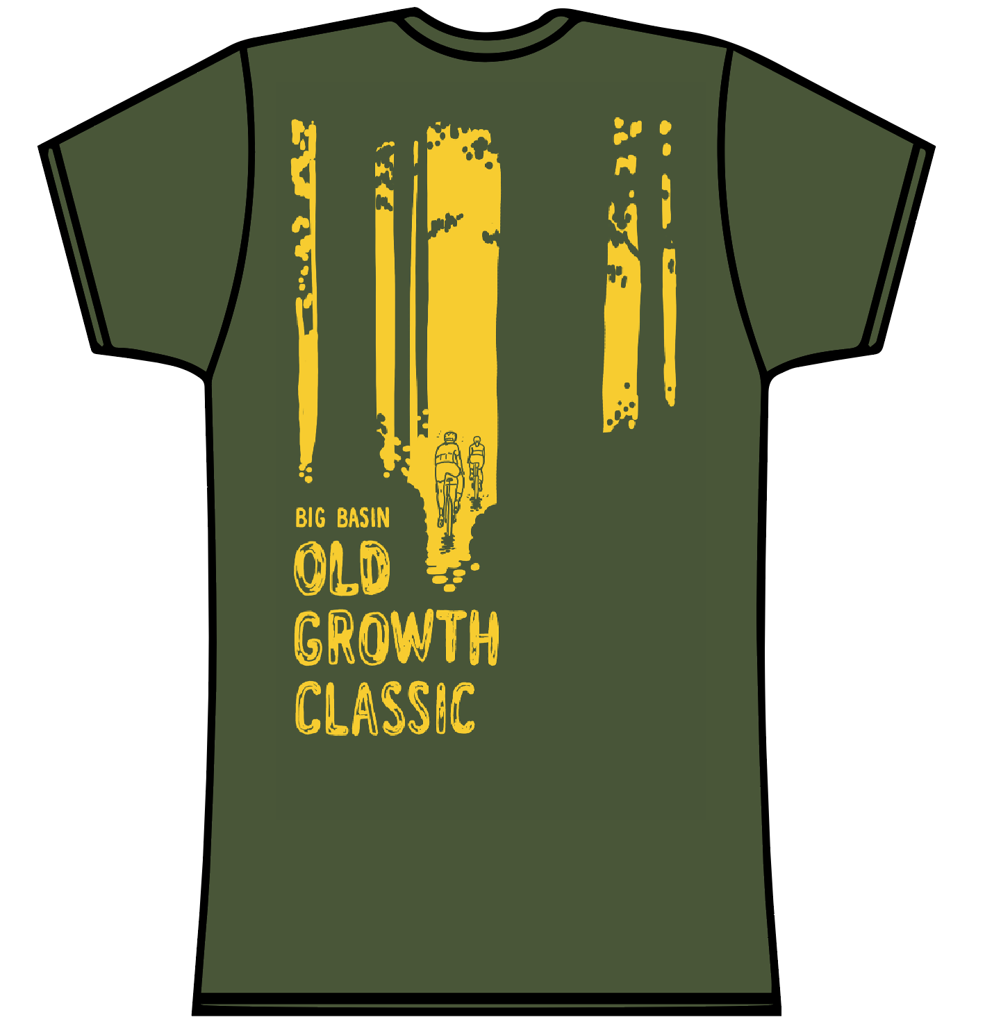 43761327360 ... 2018 Old Growth Classic T-shirt